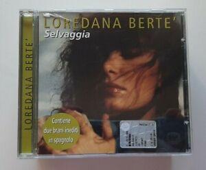 LOREDANA BERTE' SELVAGGIA  CD