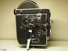 Bolex 16mm Filmkamera H16 mit Sucher 16-150 und Auslösegriff
