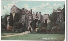Devon; Compton Castle PPC, Unposted, c 1910's, By Frith