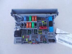 BMW 1 SERIES FUSE BOX UNDER DASH, E82/E87/E88, COUPE/HATCH/CABRIO, 10/04-09/13