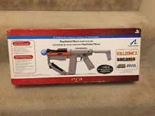 SONY MOVE SHARP SHOOTER Gun Accessory for PS3 Playstation 3 New