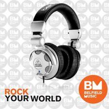 Behringer HPX2000 Headphones High-Definition DJ Headphones HPX-2000 - Brand New