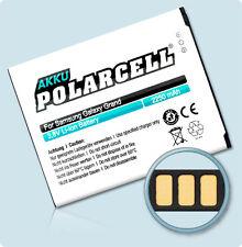 PolarCell Batería para Samsung Galaxy Grand Neo gt-i9060 gt-19060 Accu acku
