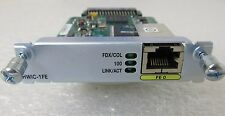 Cisco HWIC-1FE (1-Port High-Speed Fast Ethernet Module) for ISR G1 & G2 Routers