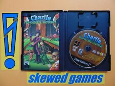 Charlie and the Chocolate Factory - cib - PS2 PlayStation 2 Sony
