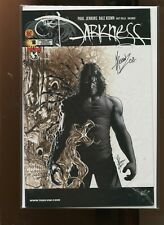 THE DARKNESS #1 (9.2) SIGNED BY KEOWN!