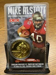 Mike Alstott Ring of Honor Commemorative Coin Tampa Bay Bucs