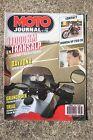 MOTO JOURNAL N°788 YAMAHA YZM 500 HONDA XL 600 V TRANSALP VF 750 DAYTONA 1987