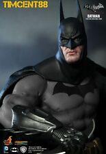 Ready! Hot Toys Video Game Masterpiece VGM18 Batman Arkham City 1/6 Figure