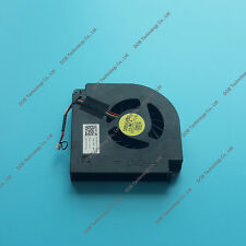 New Laptop Fan For Dell Precision M6400 M6500 DFS601605LB0T N7J57 CPU Cooler Fan