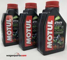 Motul ATV UTV Expert 4T 10w40 aceite de motor 1L Quad Síntesis tecno