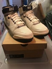 Nike air revolution vintage qs New Boxed Uk10 US 11 Wolf Grey / Black