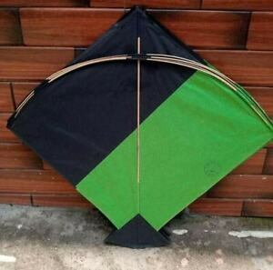 kite patang paper medium size, Multi color & Design - Pack of 10