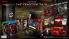 Metal Gear Solid V : The Phantom Pain Collectors Edition PS4 NEW SEALED ENGLISH