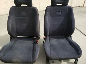 JDM SUBARU FORESTER SF5 FRONT SEATS OEM