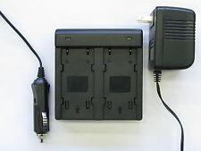 Dual Charger for Trimble 5700, 5800 GPS, TSC1 Batteries