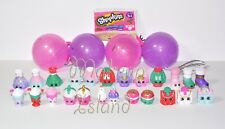 Shopkins Christmas 2017 Bauble Ornament Full Complete Set of 24 New Limited