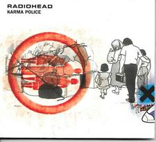 RADIOHEAD - Karma police CD SINGLE 3TR Digipack Holland 1997 Alternative Rock