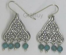 Green Turquoise Fine Earrings