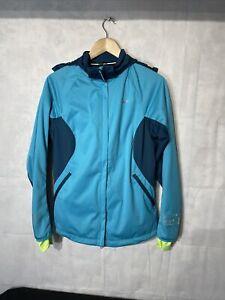 Nike Running Hooded Jacket. Used Size Large
