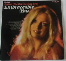 Arthur Fiedler/Boston Pops -Embraceable You Vinyl  LP - Camden Records