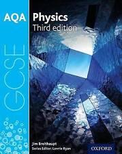 AQA GCSE Physics Student Book by Jim Breithaupt (Paperback, 2016)