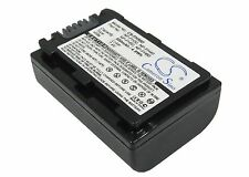 650mAh Battery for Sony NP-FH30, NP-FH40, NP-FH50, NP-FH60, DCR-HC47