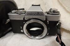 Minolta XD5 Fotocamera caso ora venduti solo fotocamera