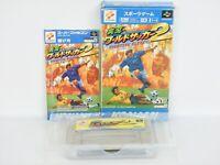 JIKKYO WORLD SOCCER 2 Ref/ccc Super Famicom Nintendo Japan Game sf