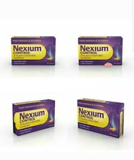 NEXIUM CONTROL 20MG GASTRO-RESISTANT TABLETS - 4 ×14 TABLETS  (56 Tablets )