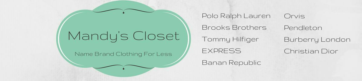 Mandy's Closet
