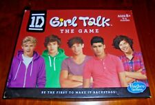 1D One Direction *Girl Talk* the Game ~ Near new from Hasbro 2012