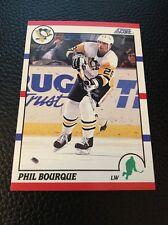 Phil Bourque  Penguins 1990-1991 Score #234