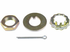 For 1965-1968 Mercury Commuter Spindle Lock Nut Kit Front Dorman 43445TW 1966