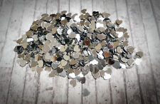 Wedding Table Confetti Just Married Silver Hearts Decor Scatter Sprinkles Love