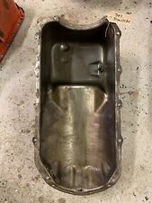 Pontiac 301 Sump Oil Pan 4.9 Turbo Trans Am