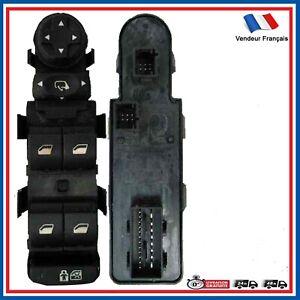 Bouton Commande Interrupteur de Leve Vitre Avant Gauche 6490X6 6490QY 649028