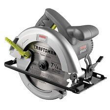 NEW Craftsman 18780 Evolv 12 amp Corded 7 1/4-in Circular Saw