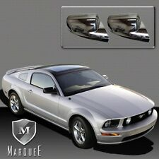 NEW 2005 2009 FORD MUSTANG MIRROR COVER 05-09 MUSTANG RACING