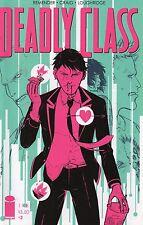 Deadly Class #2 (NM) `14 Remember/ Craig/ Loughridge (1st Print)