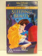 WALT DISNEY COLLECTION ~ SLEEPING BEAUTY ~ AS NEW VHS VIDEO
