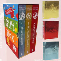 Suzanne Collins Hunger Games Collection 3 Books Set Gift Wrapped Slipcase[PB]NEW