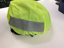 Universal Hi viz, reflective, Bicycle helmet cover, bright coloured.