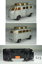 Matchbox Regular Wheels Nr. 34 C Volkswagen Camper silver-gray BPW Lesney #523