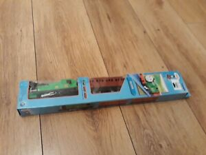 Thomas Trackmaster Oliver train with carriages (battery op'd) BOXED. VERY RARE