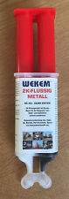 1 x 25ml Flüssigmetall Kaltmetall  WS362-025 Metallkleber