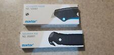 MARTOR Cutter de sécurité SECUMAX 350 + Couteau de sécurité Secunorm Mizar NEUF