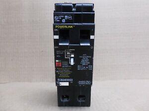 Schneider Electric ECB24030G3 2 Pole 30 Amp 480V Circuit Breaker