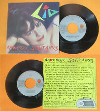 LP 45 7'' LIO Amoureux solitaires Petite amazone 1980 italy ARIOLA cd mc dvd (*)