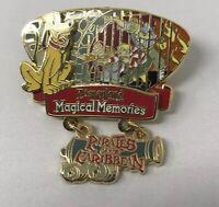 DLR - Magical Memories - Pirates of the Caribbean Pluto LE 1000  Disney  2007
